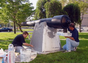 Restoring the Canons